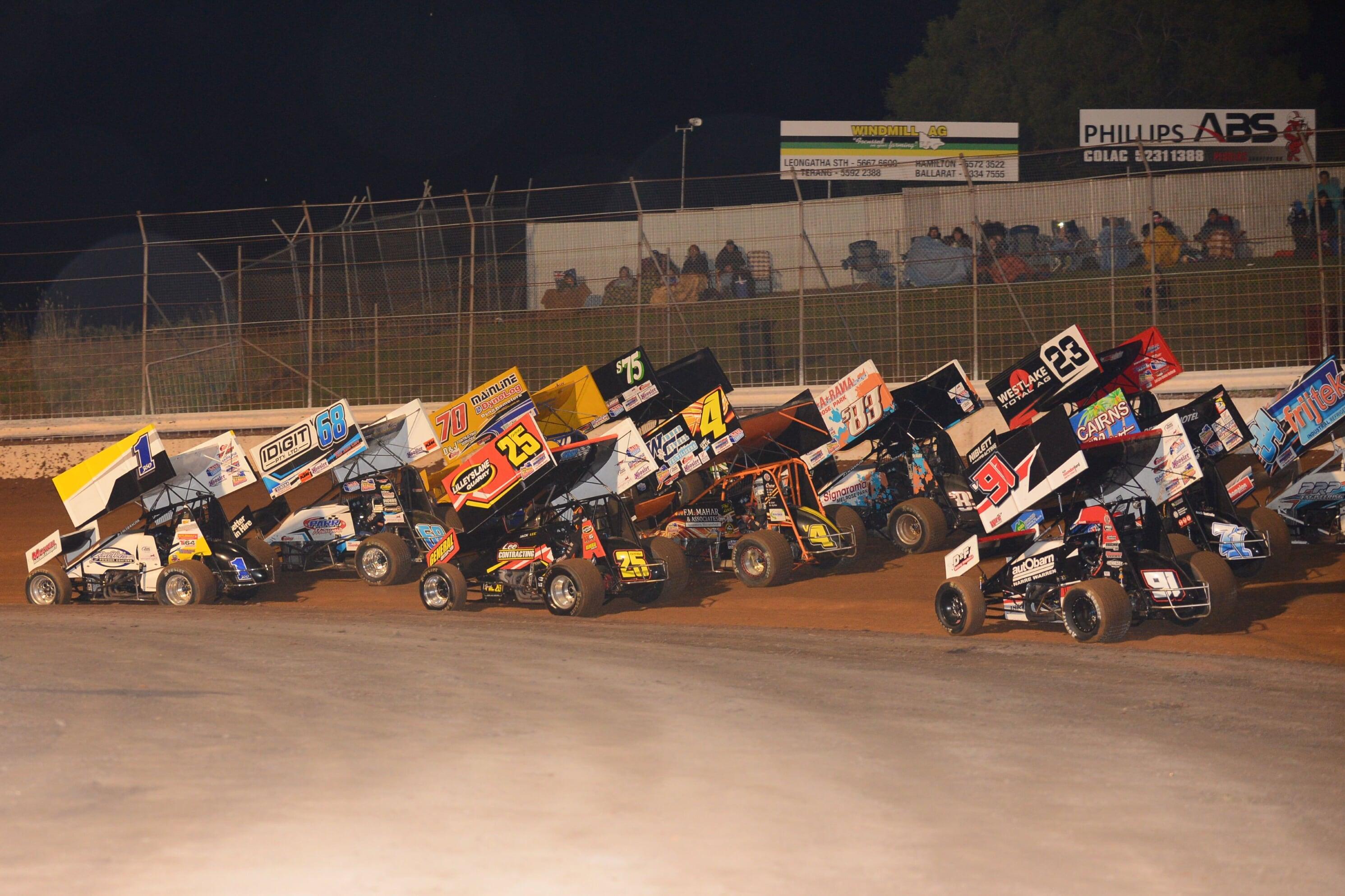 Simpson Speedway