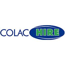Colac Hire Logo