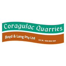 Coragulac Quarries Logo