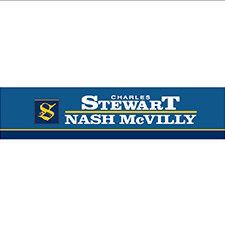 Charles Stewart Nash McVilly Logo