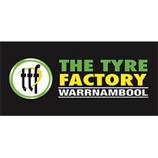 The Tyre Factory Warrnambool Logo
